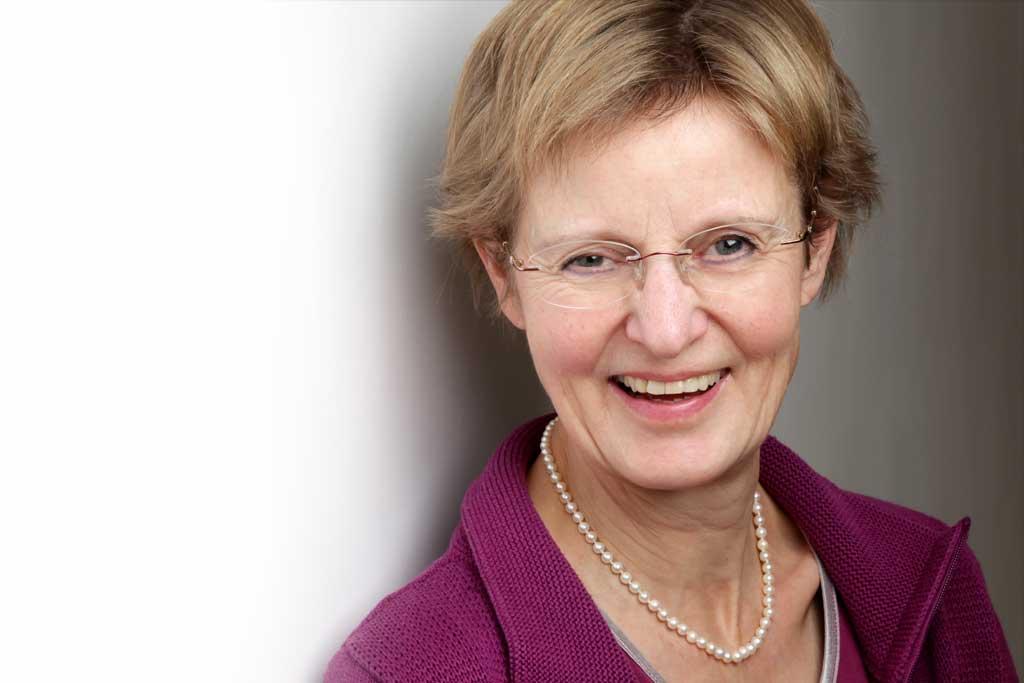 Trauerbegleiterin Ulrike Backhaus